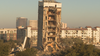 'Leaning Tower of Dallas' to be knocked down Monday morning