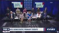 Democratic candidates for Texas U.S. Senate seat debate