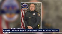 Dallas Heat hosts 'Back the Blue'