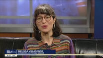 SNL's Melissa Villasenor stops for laughs at the Addison Improv
