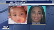 Amber Alert canceled after missing Mesquite baby is found safe