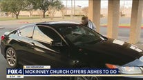 Some churches cater to busy members by offering ashes to go
