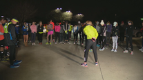 Frisco runners gather to support women who was attacked