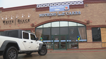 First business reopens in North Dallas shopping center heavily damaged by October tornado