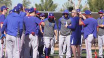 Rangers begin full workouts at spring training, prepare for a winning season