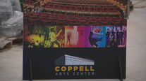 New Coppell Art Center set to open in May