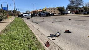 Police investigating fatal crash involving a pedestrian in Dallas