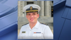 Midshipman from Flower Mound dies during Naval Academy physical readiness test