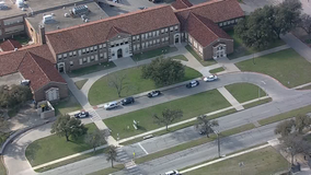 Fight prompts lockdown at middle school in Fort Worth, 5 students taken into custody