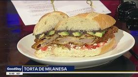 Torta de Milanesa Sandwich