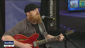 Singer Marc Broussard releases new album for youngest fans