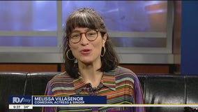 SNL's Melissa Villasenor stops for laughs at the Addison Improv