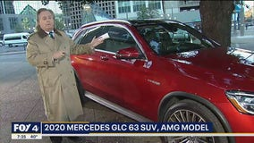 Ed Wallace: 2020 Mercedes GLC 63 SUV