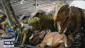Fox4ward:  Bringing Dinosaurs to Life