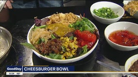 Cheeseburger Bowl