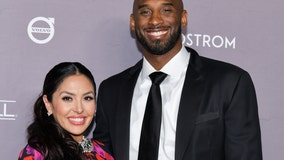 'To my forever Valentine, I love you so much': Vanessa Bryant posts emotional tribute to Kobe