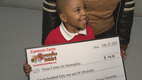 Dallas ISD students help fundraise thousands for various causes