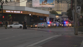 Pedestrian killed after being struck by suspected drunk driver in Dallas