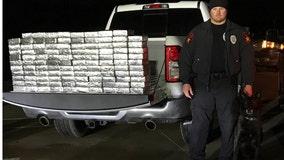 Police find $1.2M worth of meth hidden in Lewisville