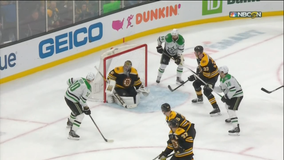 Ritchie has goal, assist in Bruins' 4-3 win over Stars