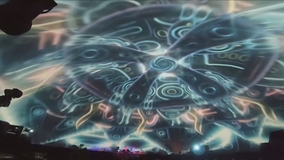 Mesmerica music and art projection show comes to UNT planetarium