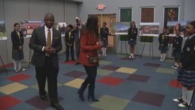 'Empire' star Taraji P. Henson speaks at St. Philip's event in South Dallas