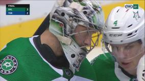 Seguin scores as Stars beat Maple Leafs 3-2