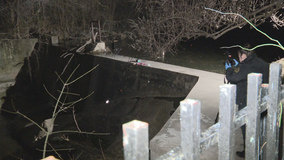 Man dies after falling near Dallas creek while fishing early Sunday morning