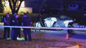 Bedford officer hurt, suspect shot following early-morning chase