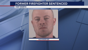Former firefighter sentenced for drunken driving crash that killed 6-month-old in Fort Worth