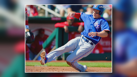 Rangers suffer first spring training loss to Reds, 9-6