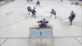 Beauvillier scores 2, lifts Islanders past Stars 4-3 in OT