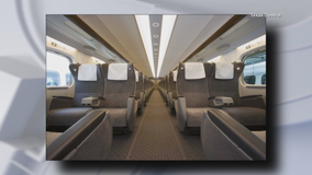 Company gives first look at design of Texas high-speed train