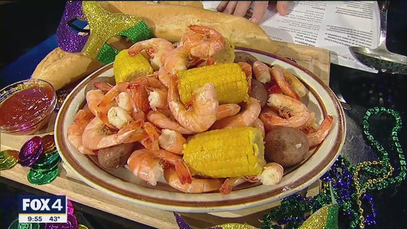 Po' Melvin's Boiled Shrimp