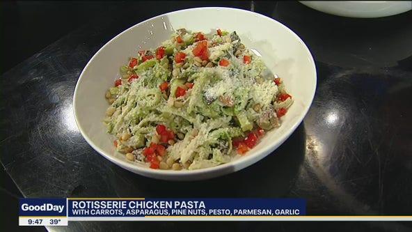 Rotisserie Chicken Pasta