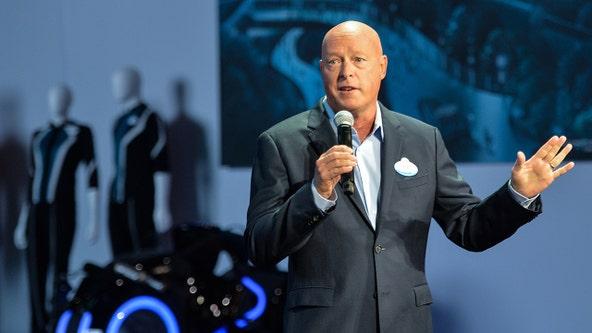 Disney has named Bob Chapek CEO, replacing Bob Iger in surprise announcement