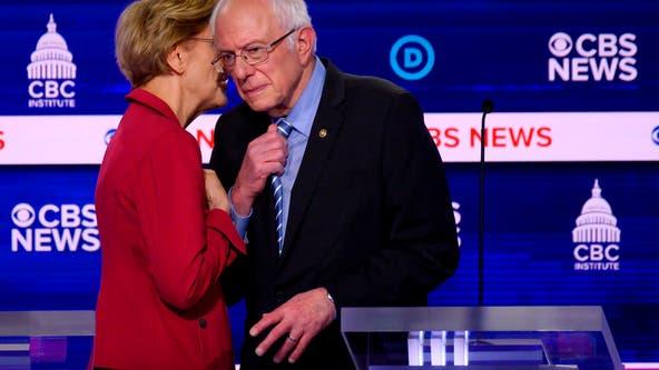 Debate takeaways: Bernie bruised but not broken