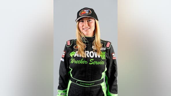 Report: Former NASCAR driver Candace Muzny found dead in home