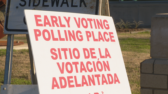Early voting starts for North Texas municipal, school district runoffs