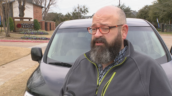Man awaits compensation after vehicle wrongly towed from Dallas apartment complex