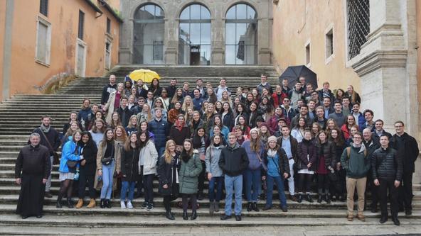 University of Dallas students abroad in Italy take precautions amid coronavirus outbreak