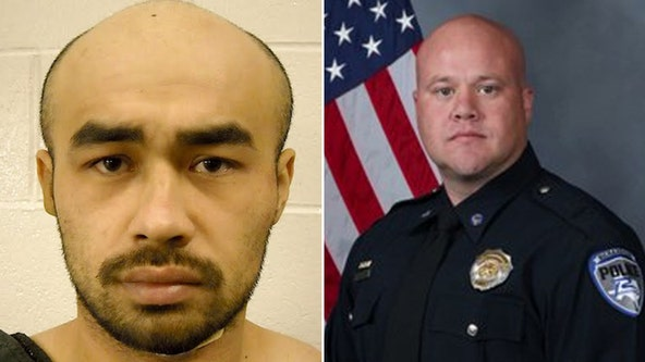 Jurors deliberating the fate of man accused of murdering Richardson police officer