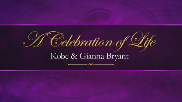 WATCH LIVE: Memorial for Kobe Bryant, daughter Gianna at Staples Center