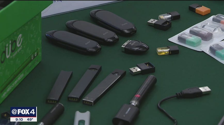 Keller ISD Hosts Forum on Dangers of Vaping