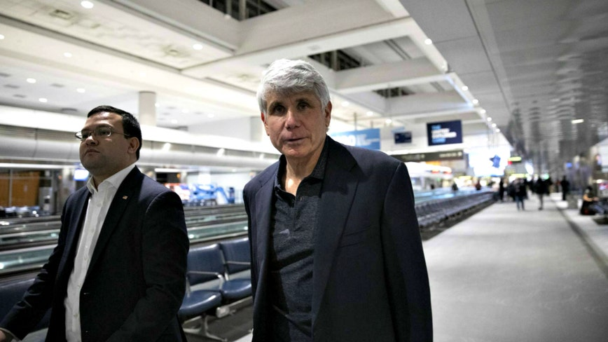 Former Illinois Gov. Rod Blagojevich released from prison following Trump commutation