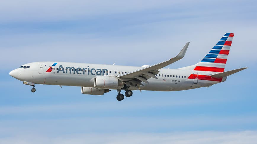 American Airlines hoping for $12 billion in federal aid