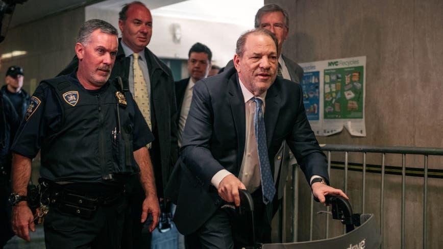 Jury says it has reached verdict in Harvey Weinstein's trial