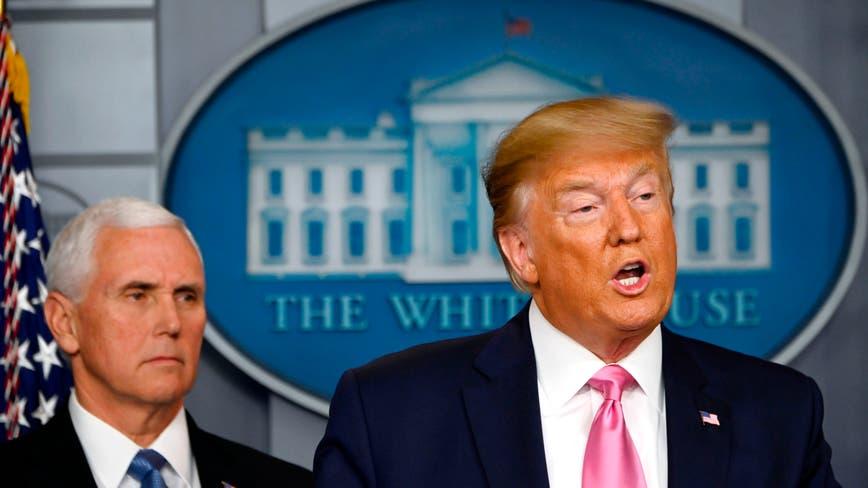 Trump names Pence to lead US response to coronavirus threat