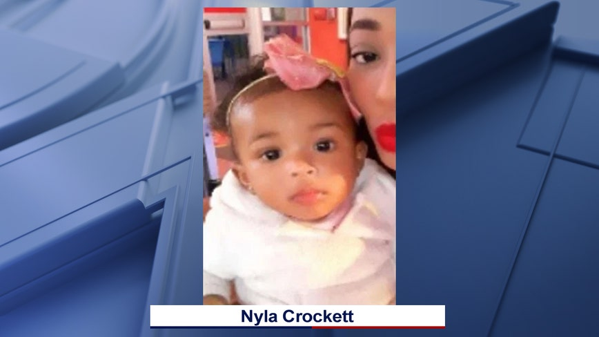 Missing Mesquite baby found safe, Amber Alert canceled
