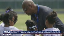 Desoto track coach is among the 9 COVID-19 deaths reported in Dallas County